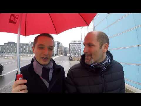 Marathon mit der Politik - Interview mit Benjamin Strasser (FDP)