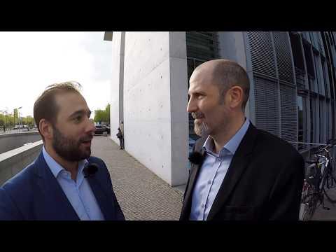 Marathon mit der Politik - Interview mit Johannes Schraps (SPD)