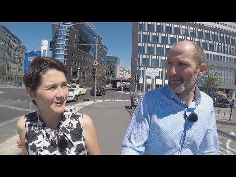 Marathon mit der Politik - Interview mit Daniela Kolbe