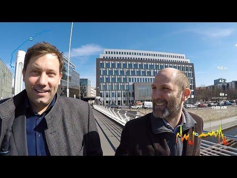 Marathon mit der Politik - Interview mit Lars Klingbeil (SPD)