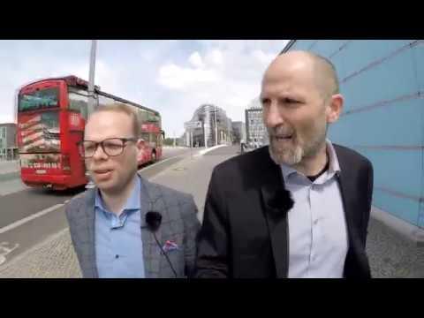 Marathon mit der Politik - Interview mit Helge Lindh