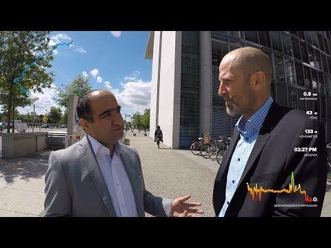 Marathon mit der Politik - Interview mit Oezcan Mutlu (Bündnis 90/ Die Grünen)