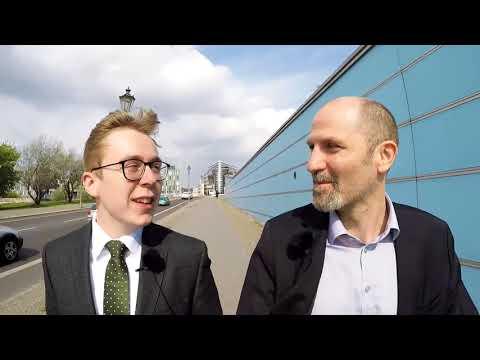 Marathon mit der Politik - Interview mit Philipp Amthor (CDU)