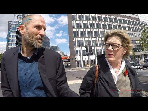 Marathon mit der Politik - Interview mit Hiltrud Lotze (SPD)