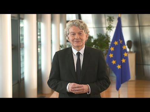 #vdLcommission: Presentation message by Thierry Breton