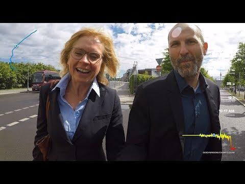 Marathon mit der Politik - Interview mit Andrea Lindholz (CSU)