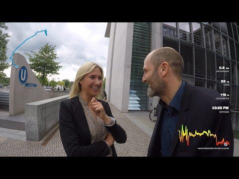 Marathon mit der Politik - Interview mit Silke Launert (CSU)