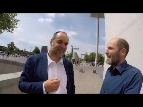 Marathon mit der Politik - Interview mit Matthias Schmidt (SPD)