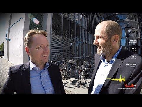 Marathon mit der Politik - Interview mit Christian Flisek (SPD)