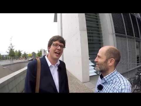 Marathon mit der Politik - Interview mit Lukas Köhler