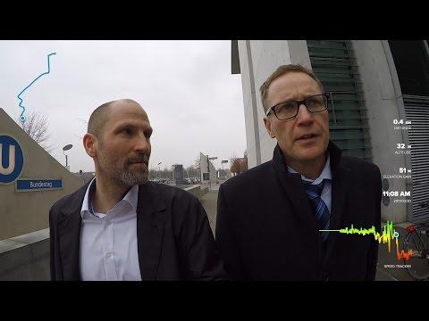 Marathon mit der Politik - Interview mit Roy Kühne (CDU)