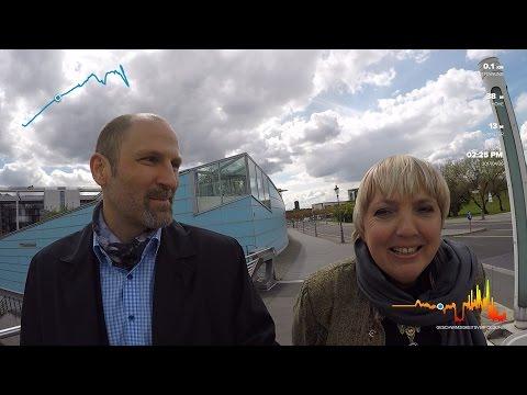 Marathon mit der Politik - Interview mit Claudia Roth (Bündnis 90/Die Grünen)