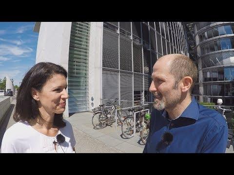 Marathon mit der Politik - Interview mit Katja Leikert