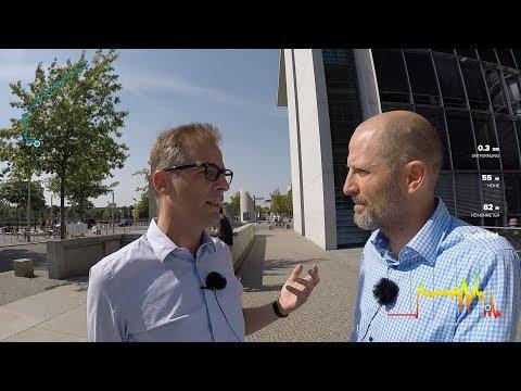 Marathon mit der Politik - Interview mit Stefan Liebich (Die Linke)