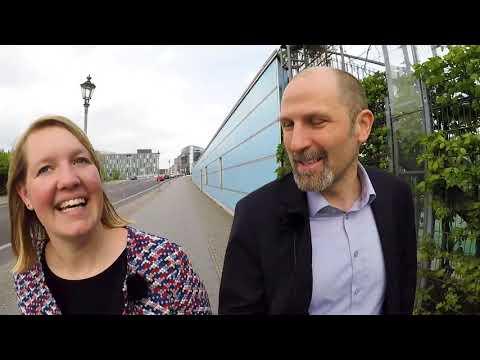 Marathon mit der Politik - Interview mit Wiebke Esdar (SPD)