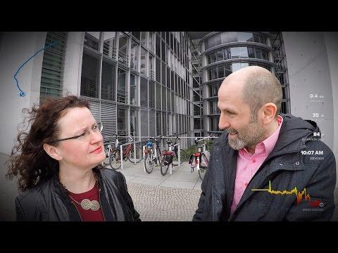 Marathon mit der Politik - Interview mit Sigrid Hupach (Die Linke)