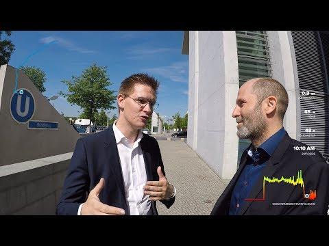 Marathon mit der Politik - Interview mit Johannes Steiniger (CDU)