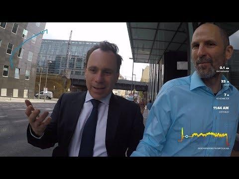 Marathon mit der Politik - Interview mit Volker Ullrich (CSU)