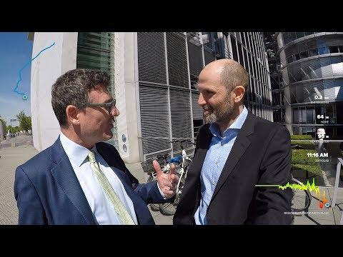 Marathon mit der Politik - Interview mit Stefan Kaufmann (CDU)