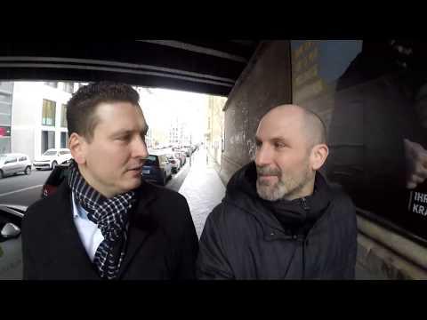 Marathon mit der Politik - Interview mit Mario Brandenburg (FDP)