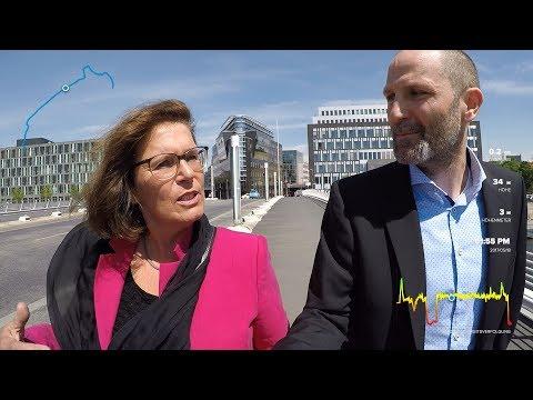 Marathon mit der Politik - Interview mit Antje Tillmann (CDU)