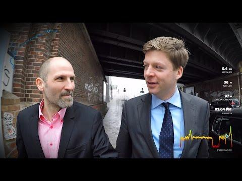 Marathon mit der Politik - Interview mit Stefan Heck (CDU)