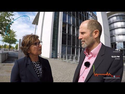 Marathon mit der Politik - Interview mit Ute Bertram (CDU)