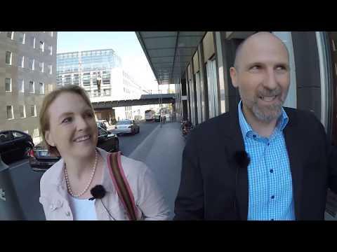 Marathon mit der Politik - Interview mit Melanie Bernstein (CDU)