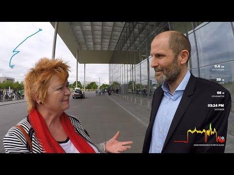 Marathon mit der Politik - Interview mit Mechthild Rawert (SPD)
