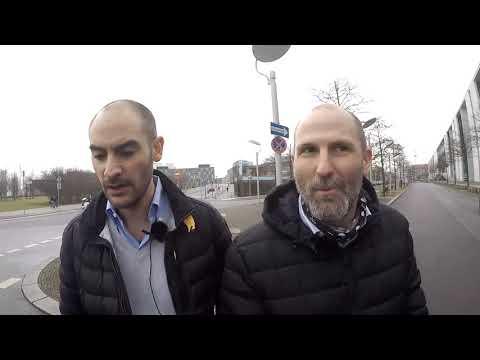 Marathon mit der Politik - Interview mit Danyal Bayaz (Bündnis 90/Die Grünen)