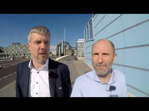 Marathon mit der Politik - Interview mit Dieter Janecek