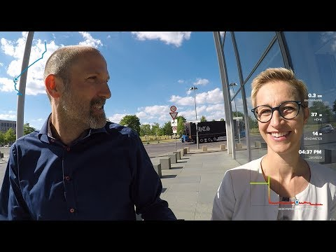 Marathon mit der Politik - Interview mit Nadine Schön (CDU)