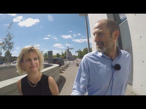 Marathon mit der Politik - Interview mit Daniela Ludwig (CSU)