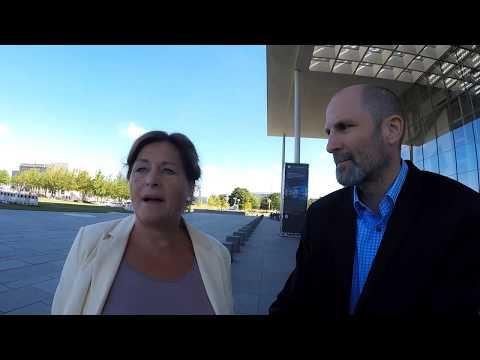 Marathon mit der Politik - Interview mit Maria Michalk (CDU)