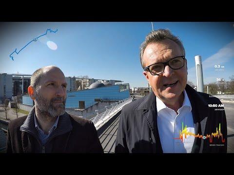 Marathon mit der Politik - Interview mit Martin Dörmann (SPD)