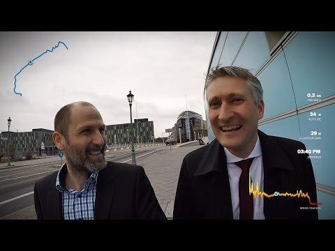 Marathon mit der Politik – Interview mit Hansjörg Durz (CSU)