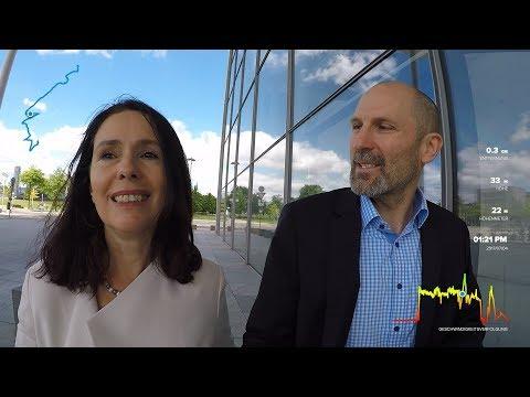 Marathon mit der Politik - Interview mit Elisabeth Winkelmeier-Becker (CDU)