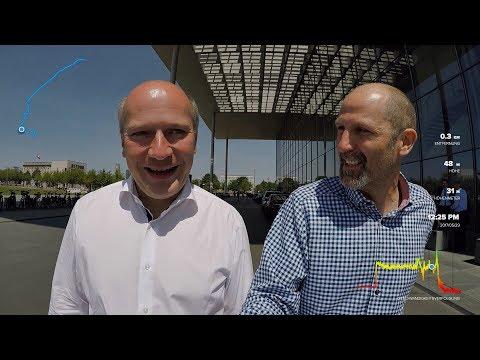 Marathon mit der Politik - Interview mit Kai Wegner (CDU)
