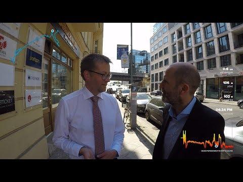 Marathon mit der Politik - Interview mit Burkhard Blienert (SPD)