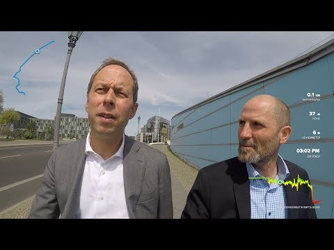 Marathon mit der Politik - Interview mit Hendrik Hoppenstedt (CDU)