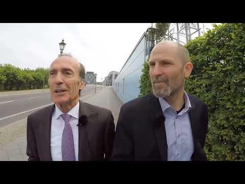 Marathon mit der Politik - Interview mit Eberhard Gienger (CDU)