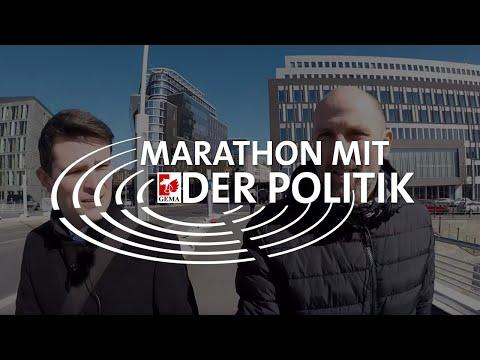 Marathon mit der Politik - Interview mit Marcus Faber (FDP)