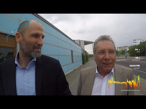 Marathon mit der Politik - Interview mit Klaus Ernst (Die Linke)