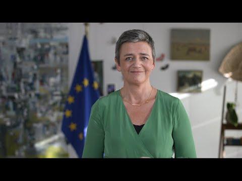#vdLcommission: Presentation message by Margrethe Vestager