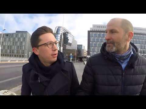 Marathon mit der Politik - Interview mit Falko Mohrs (SPD)