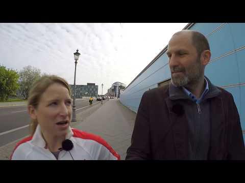 Marathon mit der Politik - Interview mit Daniela Kluckert (FDP)
