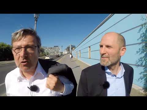Marathon mit der Politik - Interview mit Dirk Heidenblut
