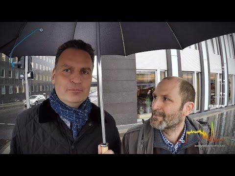 Marathon mit der Politik - Interview mit PSts Dr. Günter Krings (CDU)