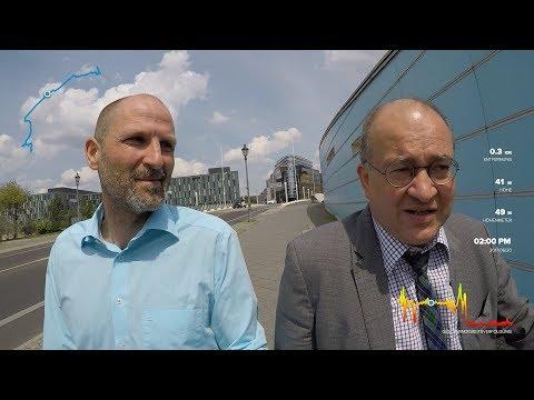 Marathon mit der Politik - Interview mit Arnold Vaatz (CDU)
