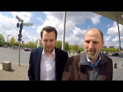Marathon mit der Politik - Interview mit Johannes Vogel (FDP)